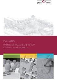 Städtebauliche Planung und Entwurf - plan-lokal