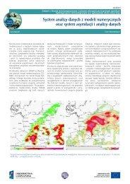 System analizy danych z modeli numerycznych oraz system ... - klimat