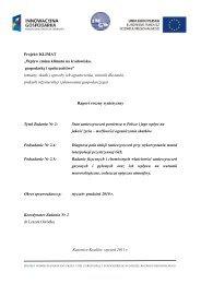 Raport Zadanie 2 - klimat - Instytut Meteorologii i Gospodarki Wodnej