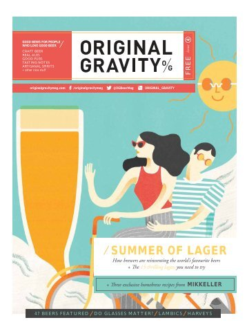 SUMMER OF LAGER