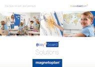 magnetoplan® easyboard Solutions // IBS Münster