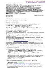 Merkels – Demokratie – Kollateralschaden? Les - Bplaced.net