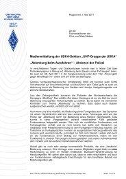 12.06.2011 - UHF-Gruppe der USKA