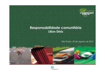 Oficina 4: Código de Responsabilidade Comunitária - Abrafati
