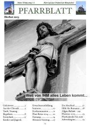 Herunterladen - Römisch-katholische Pfarre Wimpassing im ...