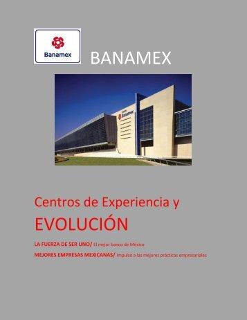 BANAMEX EVOLUCIÓN