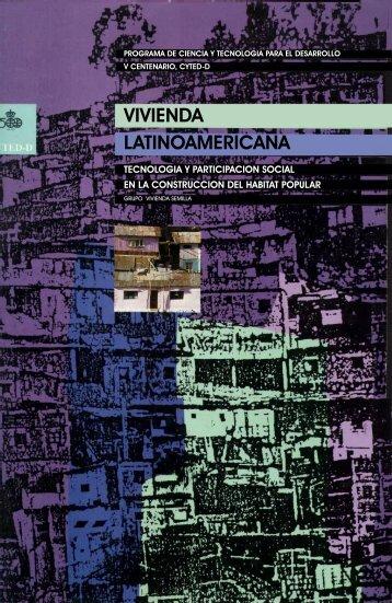 Vivienda latinoamericana - HDRNet