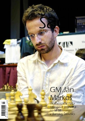 GM Ján Markoš, - ŠK Slovan Bratislava