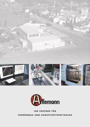 ihr partner für formenbau und kunststoffspritzguss - Allemann AG ...
