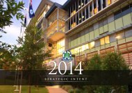 2014 Strategic Intent - Somerville House