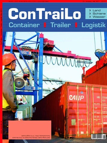 Container | Trailer | Logistik - Tagesaktuell