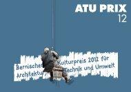 A TU PRIX - Verein Green Building Schweiz