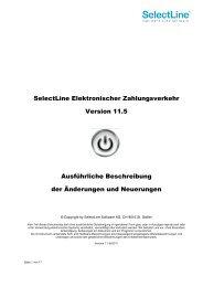 Update Elektronischer Zahlungsverkehr Version 11.5 - Auriga.ch