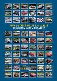 A4 3 Städte-Rallye-Info zum Kopieren.indd - München-Wien-Budapest