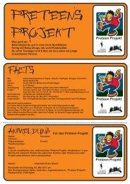 Preteens projekt