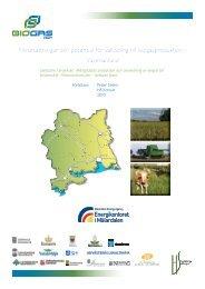 Förutsättningar och potential för vallodling till ... - Biogas Öst