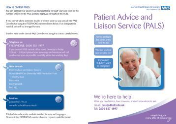 What is a patient liaison?