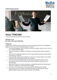 Tema: TYSKLAND - Buster.dk