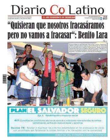 Edición 12 de Junio de 2015