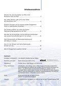 Sanitäre Grundversorgung: Die Schweiz engagiert sich - Seco - Seite 3