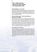 Sanitäre Grundversorgung: Die Schweiz engagiert sich - Seco - Seite 6