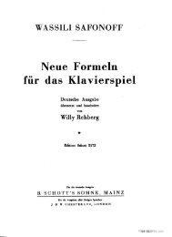Neue Formeln für das Klavierspiel (texte allemand) - Free-scores.com