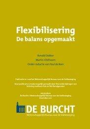 Flexibilisering 2011