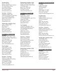 Chapter Officer List - ASFMRA - Page 2