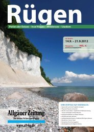 Perlen der ostsee – insel Rügen – hiddensee – usedom