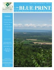 Newsletter - Blue Mountains Bruce Trail Club