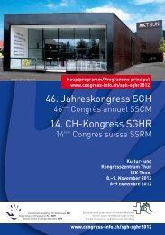 Gesundheit CAS in Handtherapie - congress-info.ch | Home