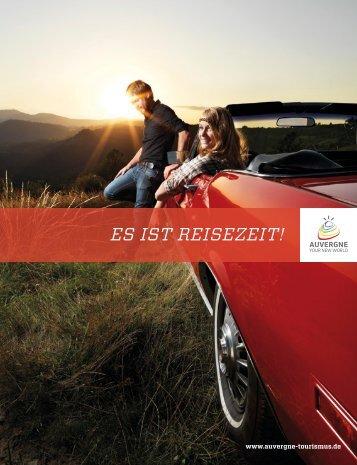 Es ist REisEzEit! - Pro - Auvergne Tourisme