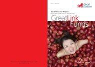 Funds GreatLink - Great Eastern Life