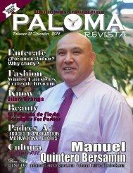 Paloma Magazine Volumen 51