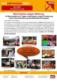 14 Warnstreiks... (pdf) - NGG-Region Aachen