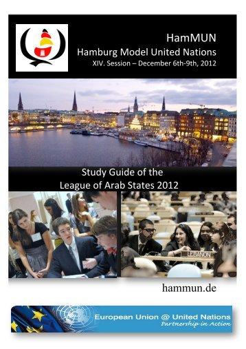 HamMUN 2012 Study Guide_LAS