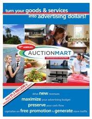 Auctionmart 2013 - Edmonton Journal