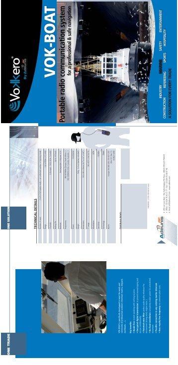 VOKKERO general presentation 'Industrial_marine'
