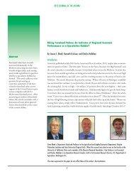 Rising Farmland Values: An Indicator of Regional ... - ASFMRA