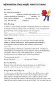New Optimists Wanted - Uptown Optimist Club - Page 4