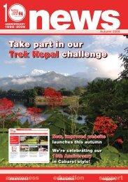 Autumn News 2009 - Beating Bowel Cancer