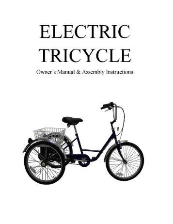 Copy of Rayos Electric Bike Manual in PDF format