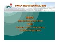 Sicherheitsdatenblatt & TUIS