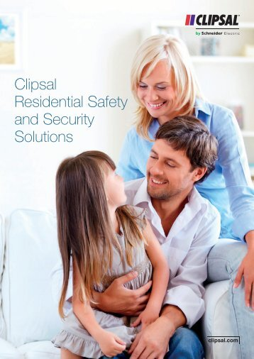 Clipsal Residential Safety and Security Solutions, 25611 (3521 KB)
