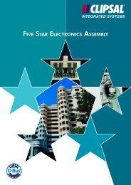 electronics assembly - Clipsal