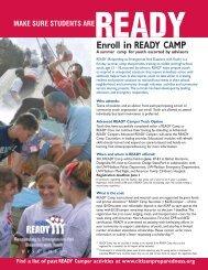 Enroll in READY CAMP - Ready Wisconsin