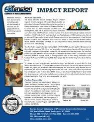 2012 Impact Report final 7-5-13.pub - Racine County