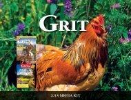 Grit Media Kit - Ogden Publications Inc