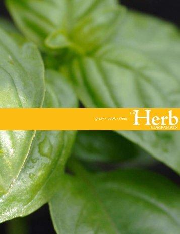The Herb Companion - Ogden Publications, Inc.