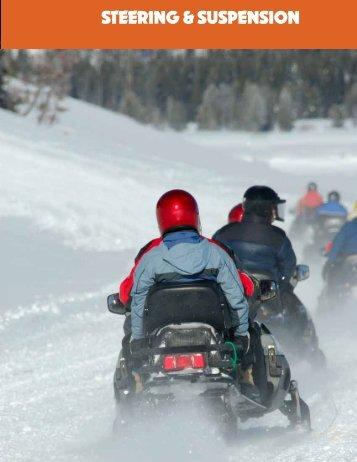Snowmobile Suspension - ATV parts & accessories